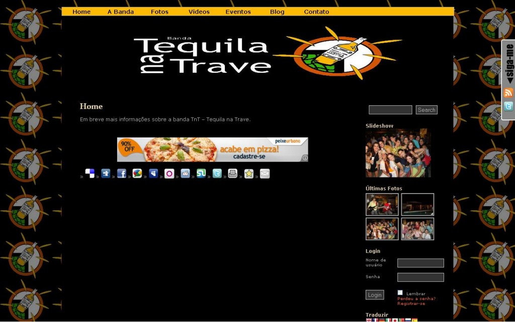 TnT - Tequila na Trave